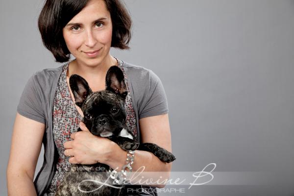 Portrait de famille qui a du chien !!!