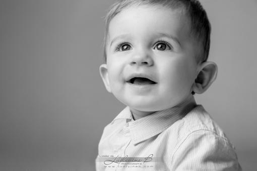 Séance photo portraits en studio en famille
