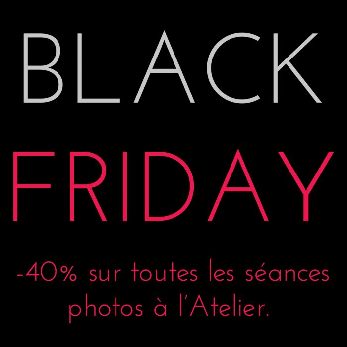 La journée BLACK FRIDAY